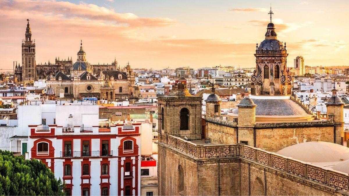 Alquilar un coche en Sevilla