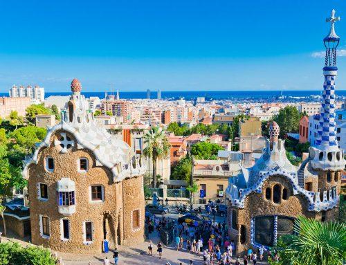 Alquilar un coche en la ciudad costera de Barcelona